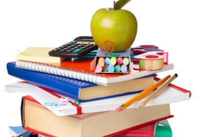 books and learning materials