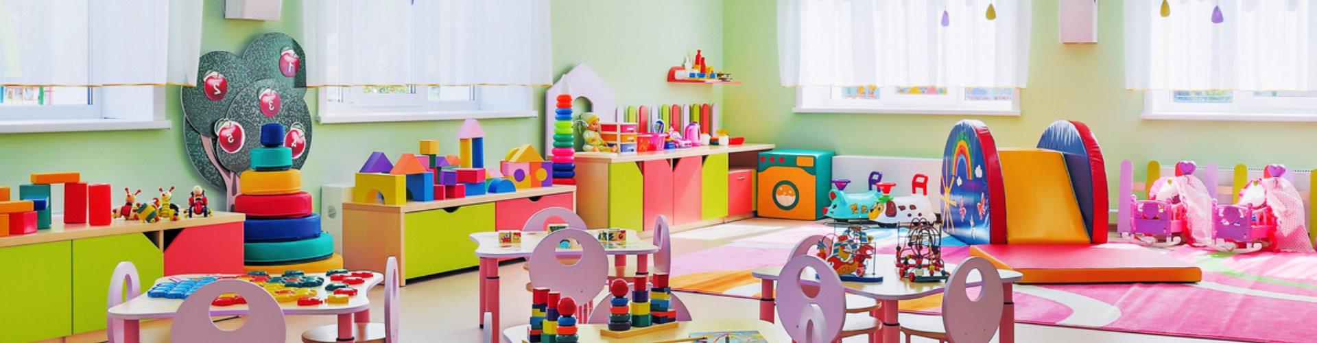 child care classroom